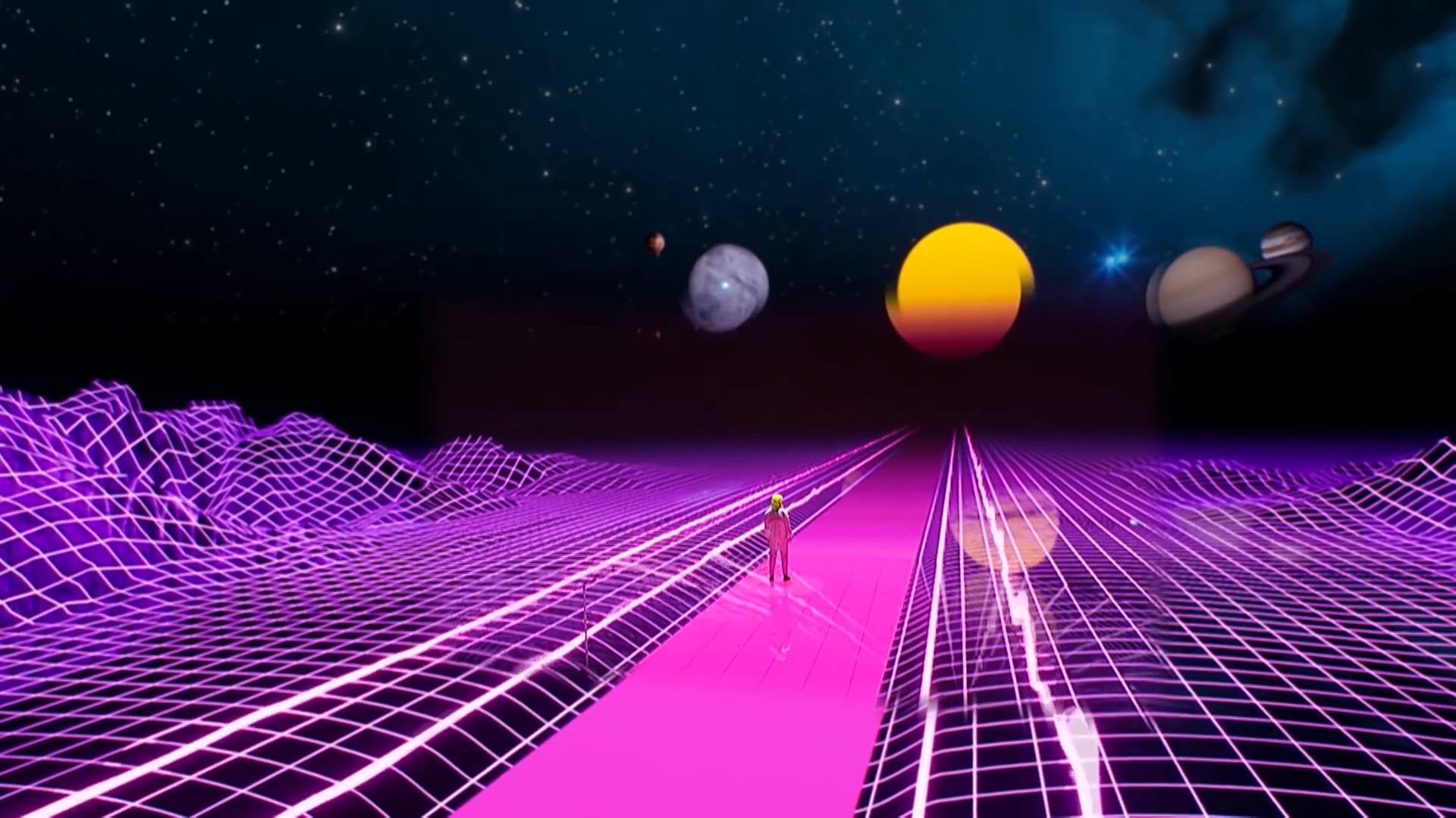BONAVEGA Delivers Glam Rock Rendition of Blinding Lights by The Weeknd – America's Got Talent 2020.00_00_01_14.Still001