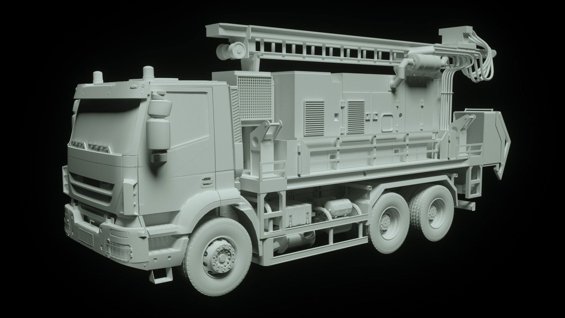 Projects_CharityWater_process_Drilling_Rig_model_01_Octane