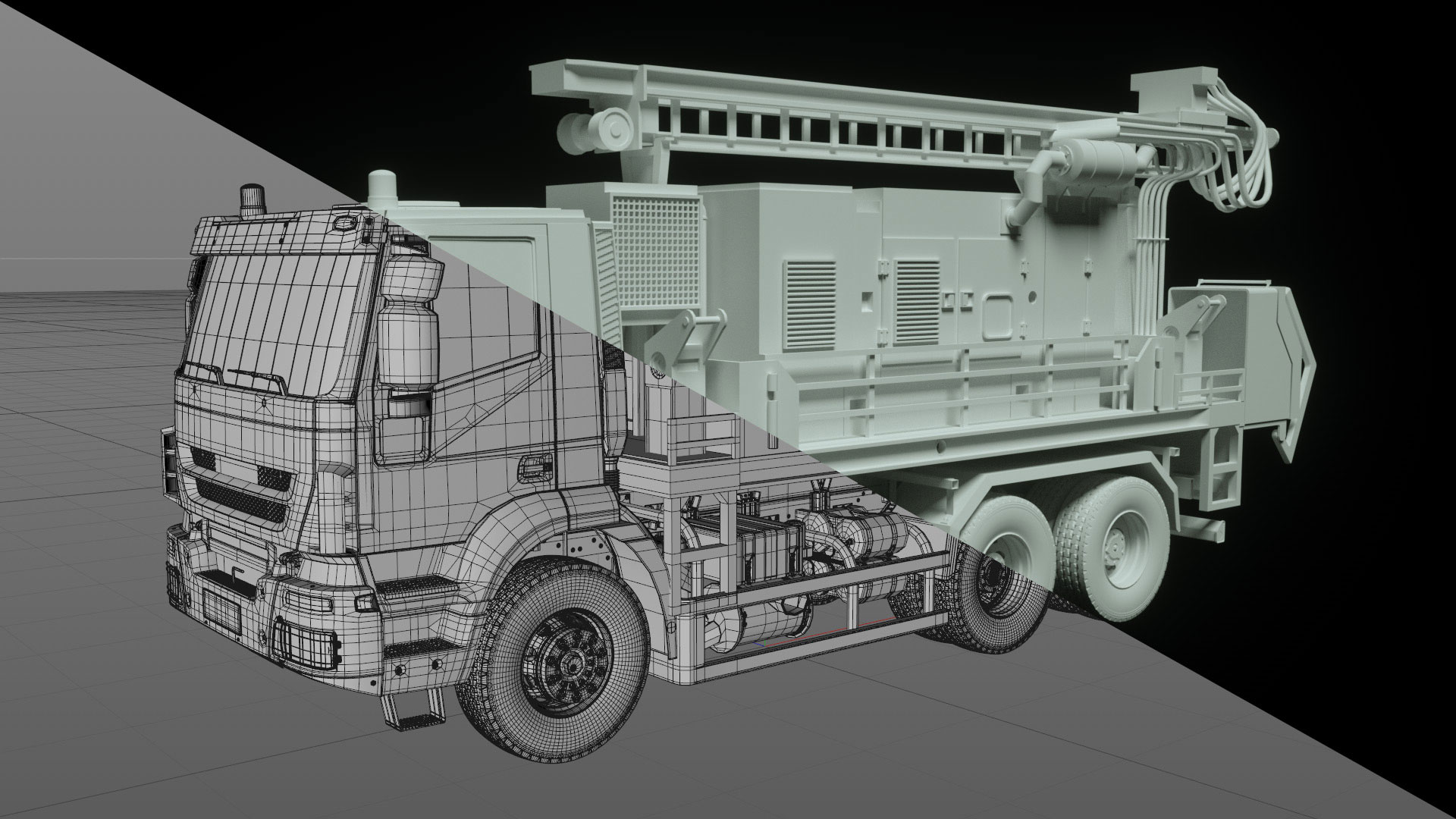 Projects_CharityWater_process_Drilling_Rig_model_01_comp