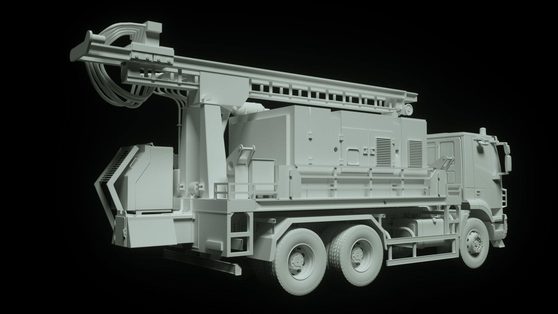 Projects_CharityWater_process_Drilling_Rig_model_02_Octane