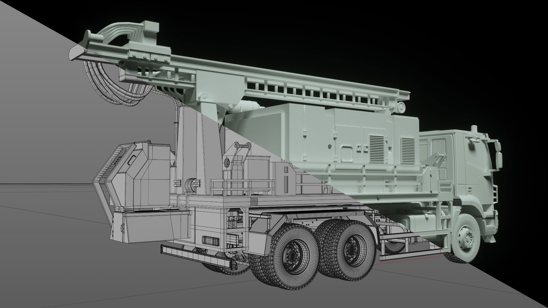 Projects_CharityWater_process_Drilling_Rig_model_02_comp