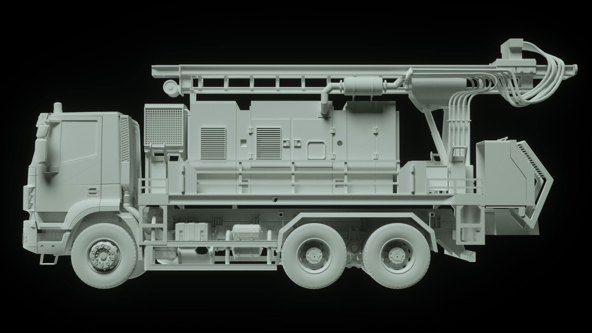 Projects_CharityWater_process_Drilling_Rig_model_04_Octane