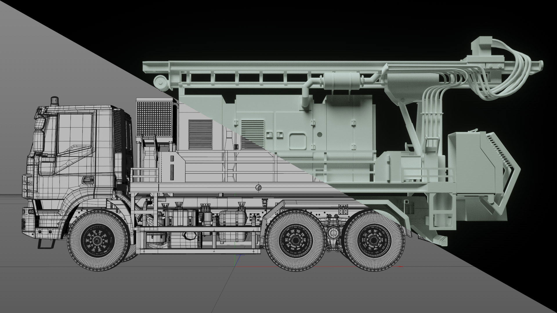 Projects_CharityWater_process_Drilling_Rig_model_04_comp